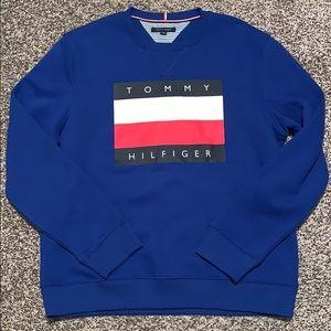 Men's Tommy Hilfiger crew neck sweatshirt XL